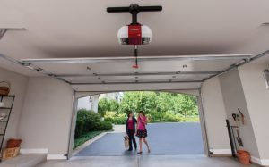 How to teach your children about safe garage door use