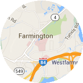 Map Farmington